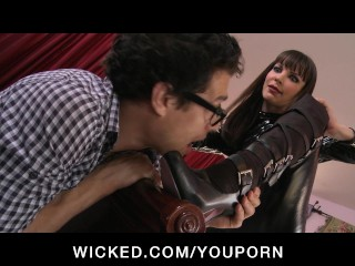 Horny dominant  her assistant s cock...