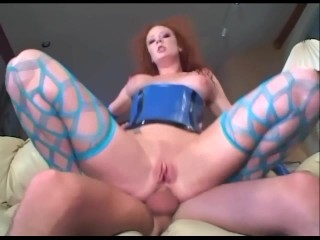redhead-anal-sex-in-stockings-and-a-latex-corset