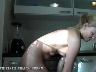bibixxx---hot-fuck-in-the-kitchen