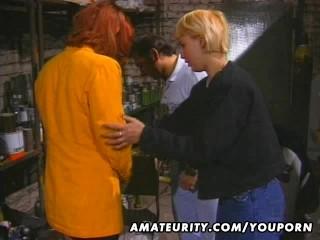 Redhead facial cumshot...