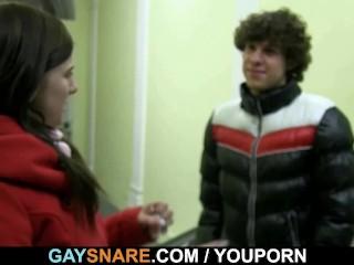 from Knox gays seducing boys