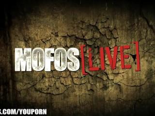 Mofos live anal next show 07 05 2013...