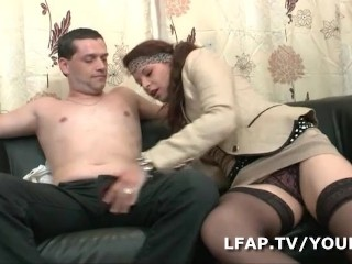 French swinger anette och franc