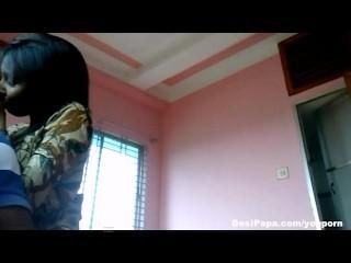 Indian Desi Babe Roshnie Boyfriend Juicy Boobs Sucked And Blowjob Sex...