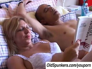 Xena Is A Very Sexy Older Lady Who Loves To Fuc...