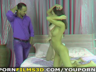 porn-films-3d---their-first-anal-threesome