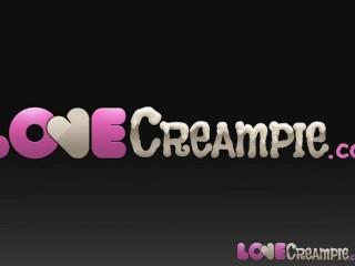 Love creampie cheating wife street pick...