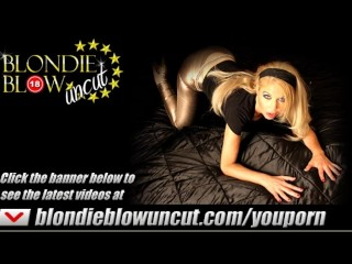 Dirty milf blondie queen of blowjobs...