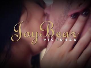 Joybear sexy wife enjoys a huge cock