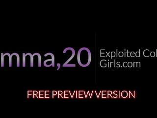 Hot emma stoned porn debut...