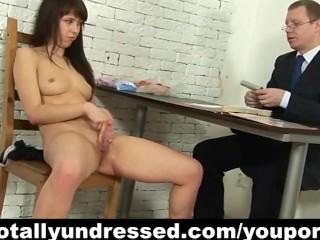 Hardcore job interview