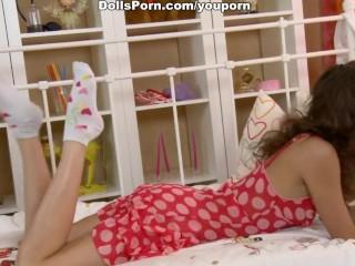 Sexy anal porn video scene 1...