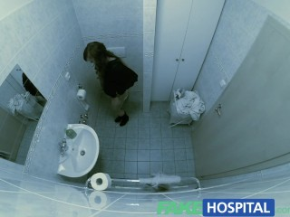 Fakehospital intense sexual encounter between bisexual patient and...