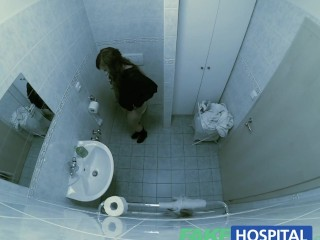 Fakehospital Gorgeous Cleaning Lady Is Unable To Resist A Man In Uniform...