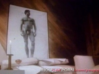 Fantasy Man Comes to Life   Trippy Scene from FIRE ISLAND FEVER (1979)...