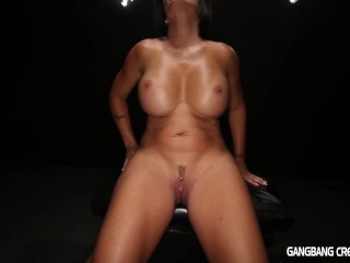 Horny milf gets her desire filled...
