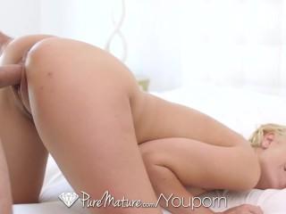 PureMature - Aaliyah Love is the sexiest blonde milf