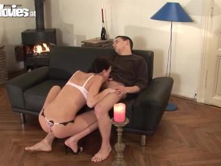 Fun movies couple going anal...