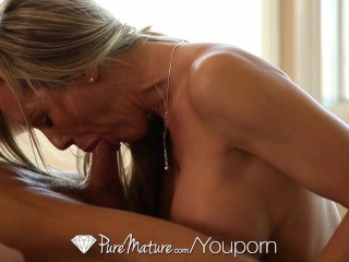 PureMature - Brandi Love anonymous chat date and fuck with stranger
