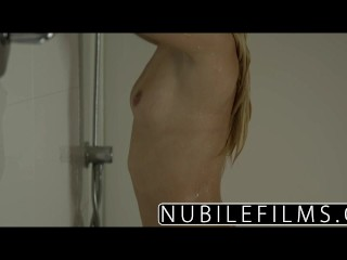 Nubilefilms hardcore for petite blonde...