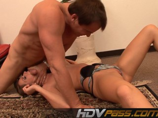 Hard doggystyle and deepthroat black mp4...