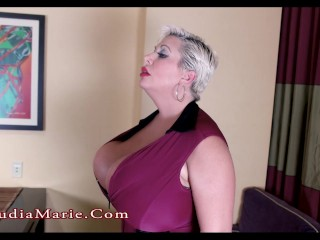 Marie destroys kayla kleevage