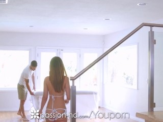 Passion hd sexy wet massage with facial...