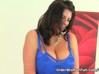 Unleashes Her Tits...
