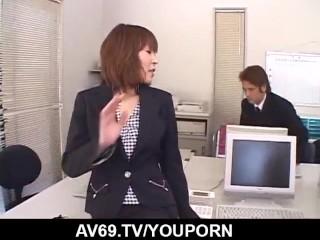 Jun kusanagi amazing group porn in...